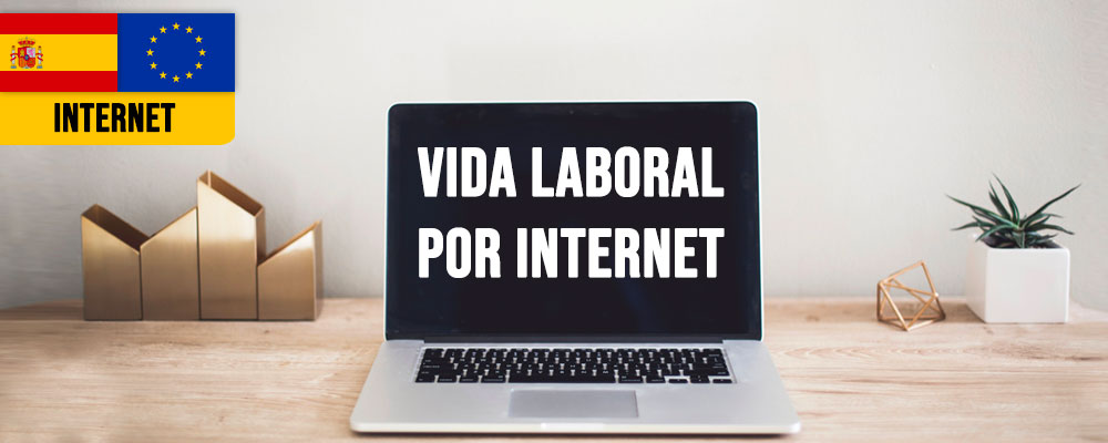 pedir vida laboral por internet